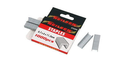 6mm Square Staples