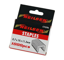 10mm Square Staples